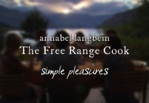 Annabel Langbein: The Free Range Cook.