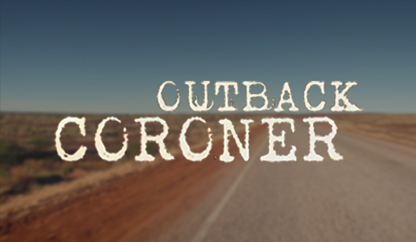Outback Coroner Teaser Released!