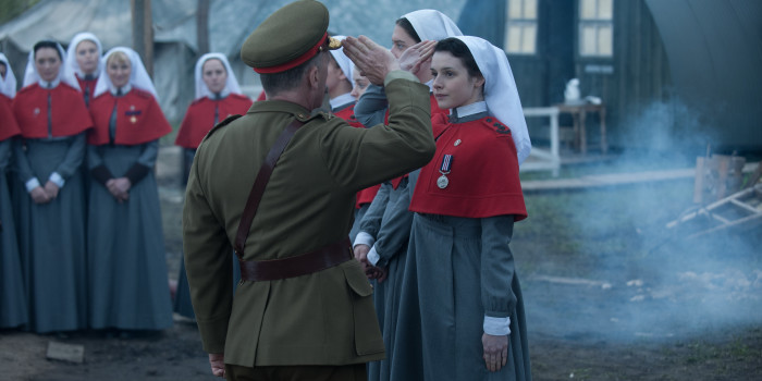 ANZAC Girls wins Best Sound in Television at the 2015 AACTA Awards