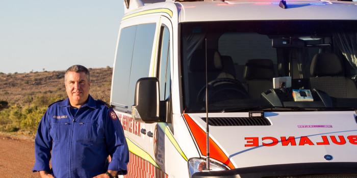 Outback ER Premieres February 12 on ABC TV