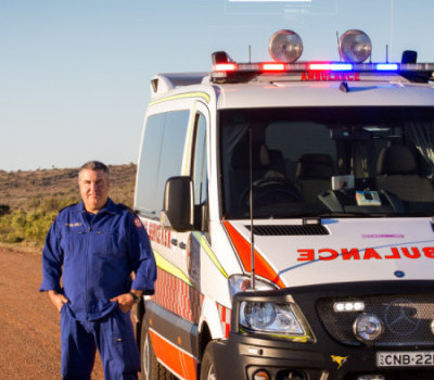 Outback ER in the News