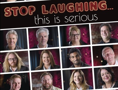 Stop Laughing … this is serious