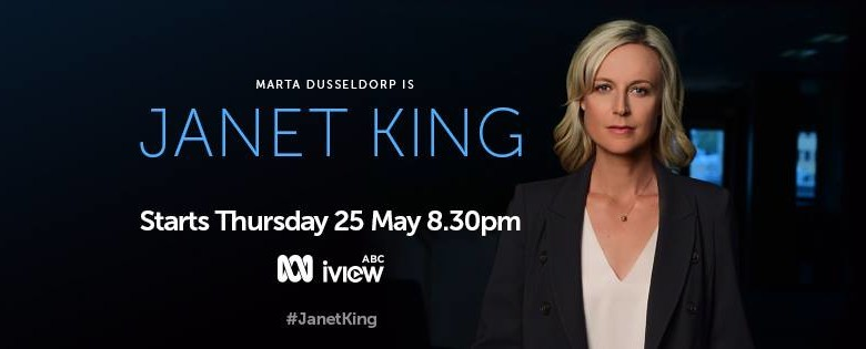 Janet King: Playing Advantage